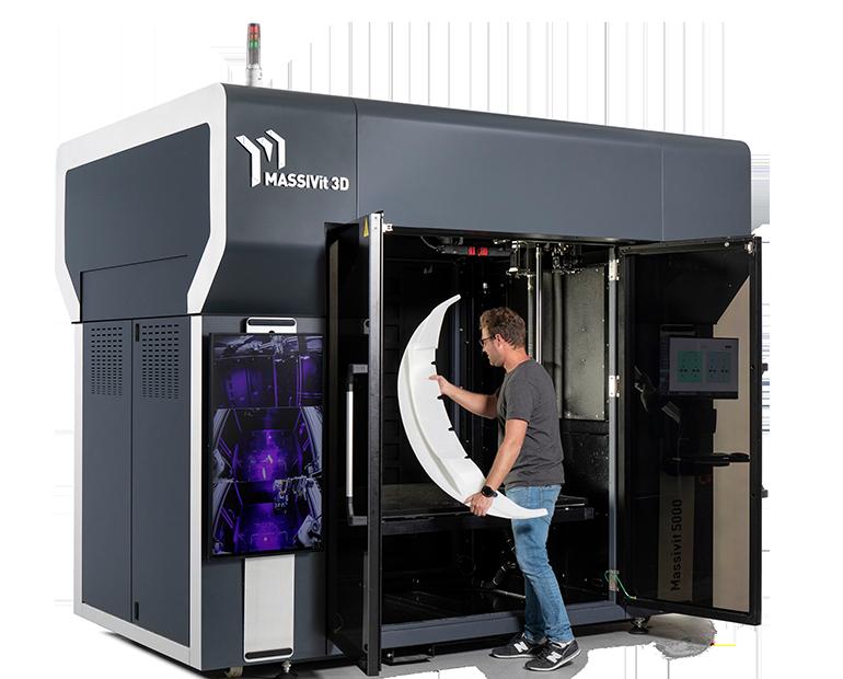 Massivit 5000 3D printer