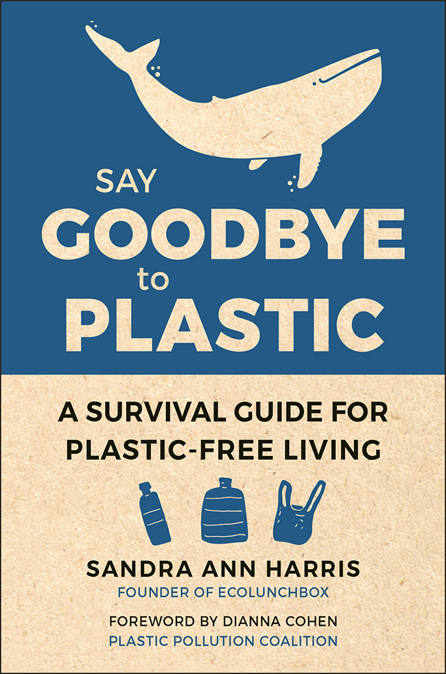 Say Goodbye to Plastic book cover