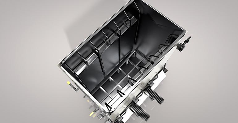 MCX Series ultrasonic mold cleaners