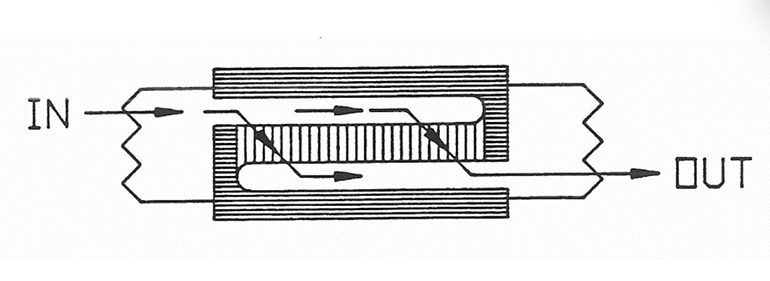 Extrusion Maddock section