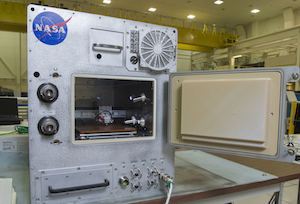 3D printer on International Space Station allows astronauts to recycle, reuse, repeat
