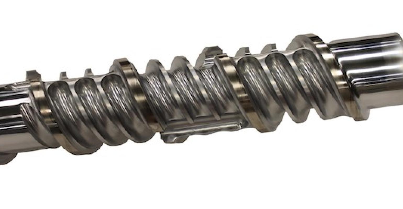 Single screw extruder design