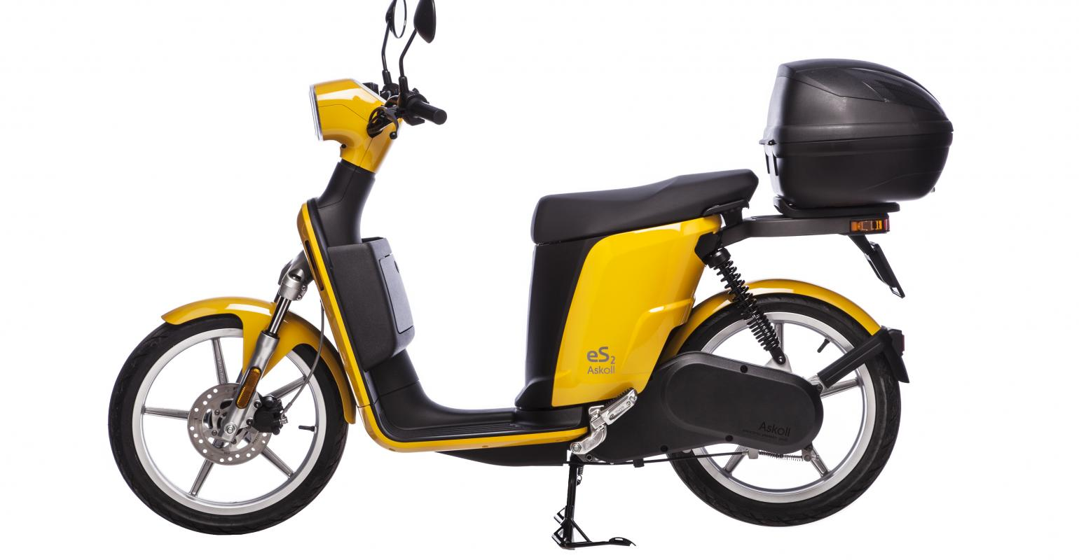 Electric bike turns to PBT/ASA blend for battery housing components |  plasticstoday.com