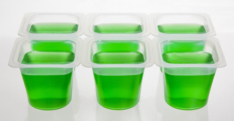XPP green cups multipack