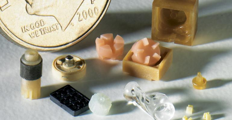 Micromolding: A decades-old technology is enabling today's medical advances
