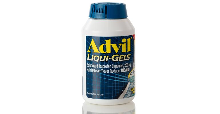 GSK Advil bottle Adobe Stock