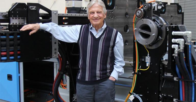 Athena: Robert Schad returns to injection molding