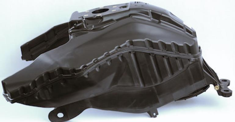 Monolayer PA 6 a Cost-effective Solution for Motorcycle Fuel Tanks