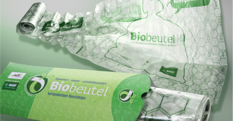 Strong expansion projected for European biodegradable plastic market