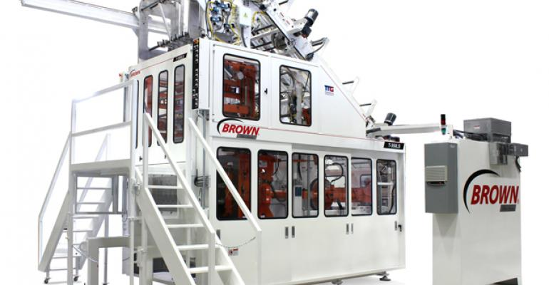 Thermoforming industry seeing big demand as it captures larger share of plastics applications