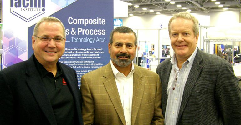 Composites One partners with IACMI for educational sessions
