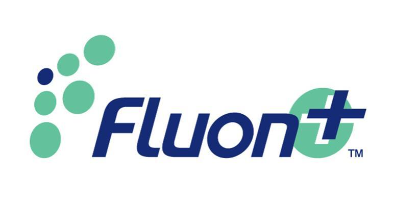Fluon+ logo