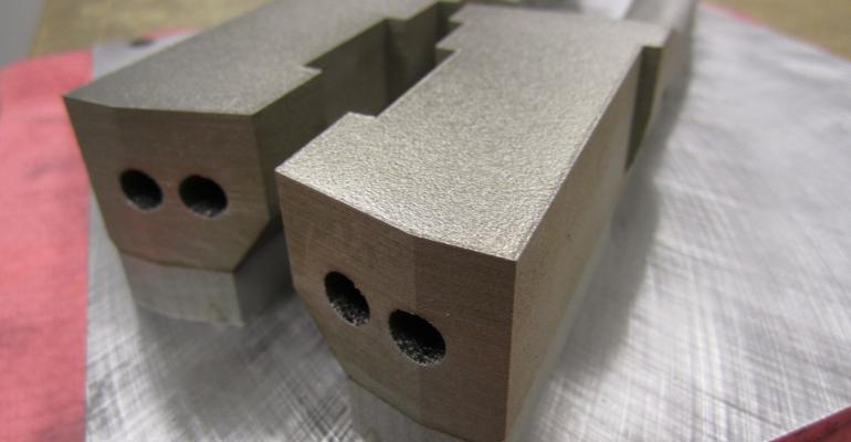 DMLS, conformal cooling inserts build business for moldmaker: Part II