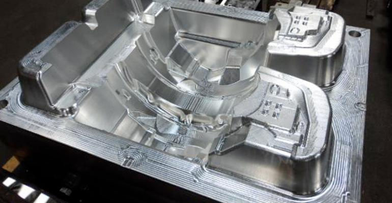 Aluminum for production molding offers lower costs, high quality parts