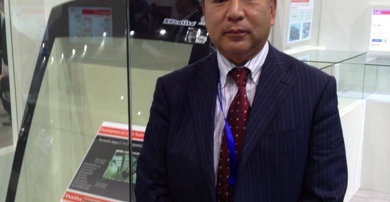 Chinaplas 2013: Teijin views full polycarbonate auto glazing as a long-term proposition