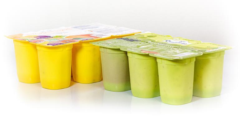 NextLOOPP Greiner Packaging PP yoghurt cups