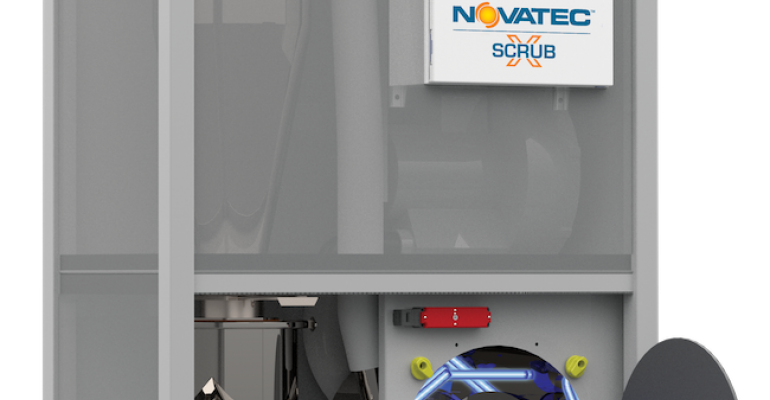 Novatec ScrubX system