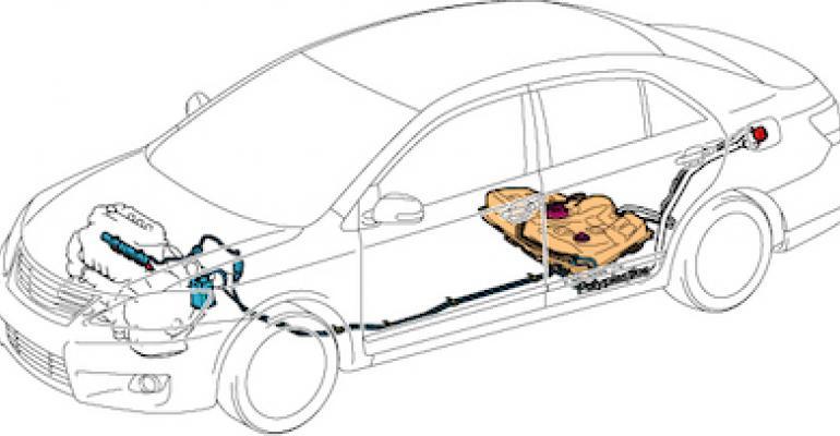 New POM grades debutfor automotive fuel system components