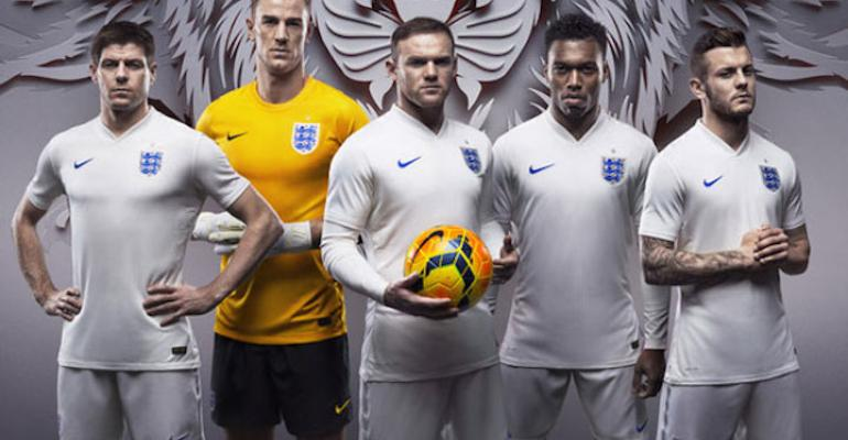 World Cup teams to wear plastic bottles