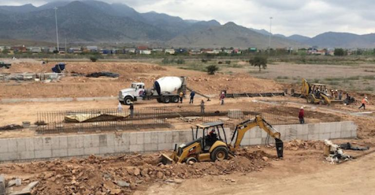 Solvay to construct compounding unit in Mexico