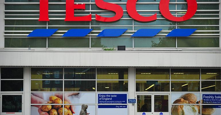 Tesco to offer single-use carry bags made from its own plastic waste