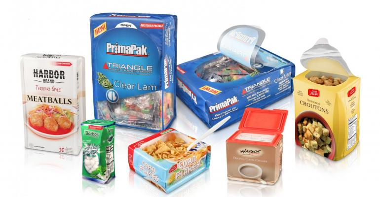 Advanced packaging system designed to improve sustainability unveiled at Pack Expo