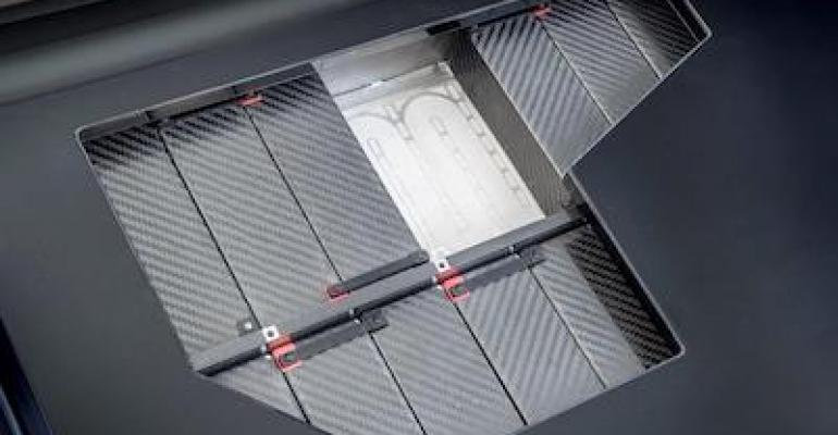Formula One affiliate sets out new approach to use of carbon composite structures
