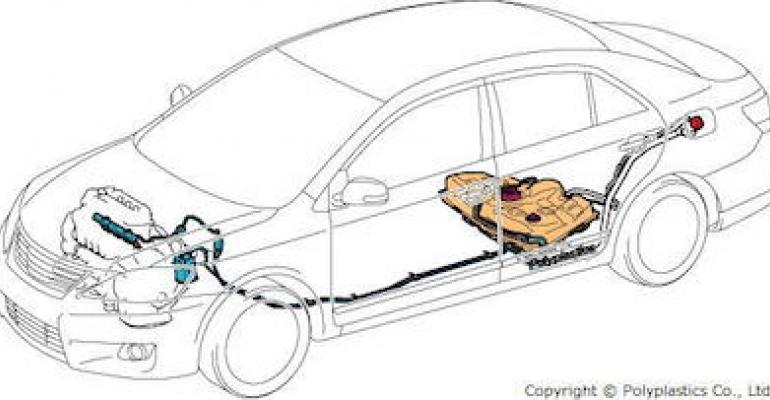 POM Grade Features Improved Diesel Fuel Resistance