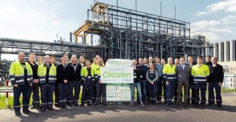 LyondellBasell, Neste announce commercial-scale production of bio-based PP, LDPE