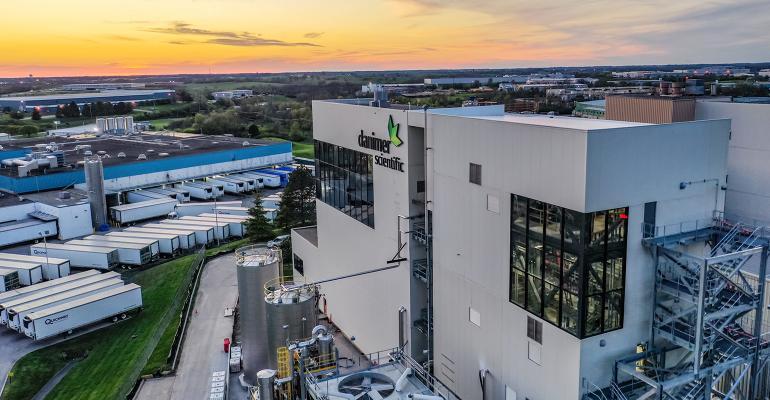 Danimer Scientific facility