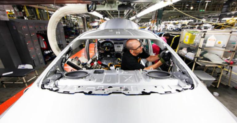 Automotive industry movin' and shakin' with new plants, acquisitions