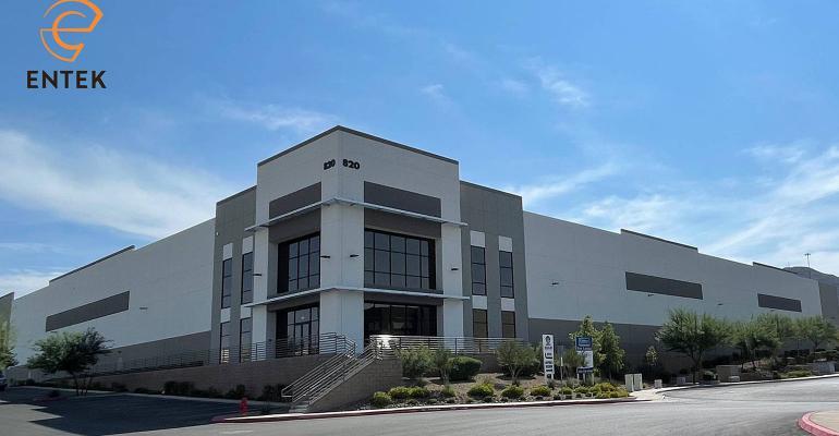 Entek Henderson facility