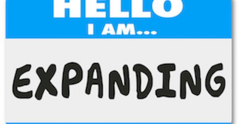 Nametag hello, I'm expanding