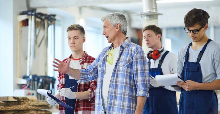 manufacturing interns