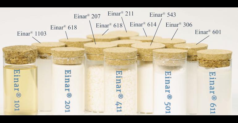 Palsgaard's Einar products