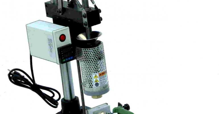 Bench-top hand-operated molding machine wants to go bigger