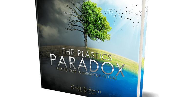 The Plastics Paradox book cover