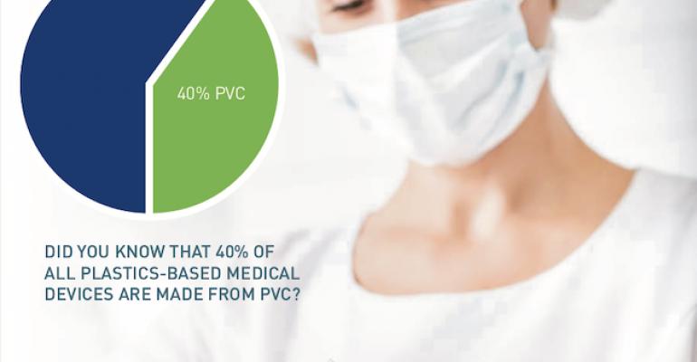 Medical PVC use