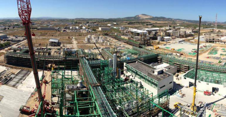 Italian biorefinery project Matrìca inaugurated: New green chemistry complex officially open