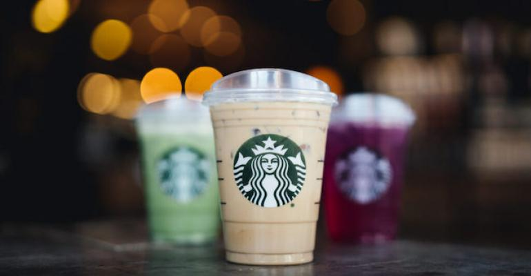 New Starbucks lid