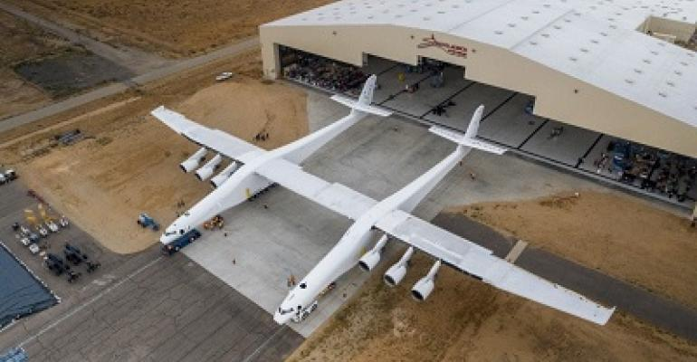 Software optimizes structure of world's largest all-composite aircraft