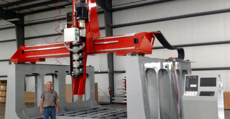 Thermwood taps extrusion expert American Kuhne for additive manufacturing system