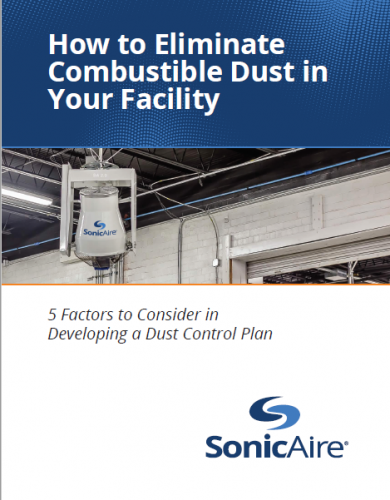 How to Eliminate Combustible Dust in Your Facility