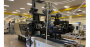 new Engel molding press on shop floor