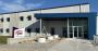 Plastics Extrusion Machinery facility facade