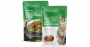 Recycle-ready retort cat food packaging