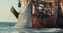 industrial fishing net