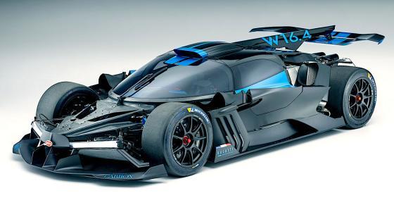 This Breathtaking Bugatti Hypercar Reveals its 3D Printed Secrets