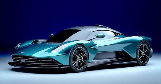 Can 937 Hybrid Electric Horses Lead Aston Martin Toward a Contemporary Supercar?