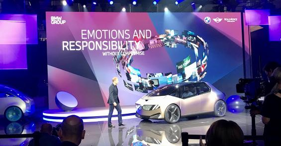 The German Car Industry Showcases Impressive Green Mobility Tech at IAA Munich